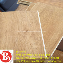 Indoor pvc vinyl flooring click solid spc floor