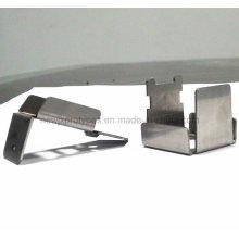 Chapa metálica feita sob encomenda que carimba o metal que forma o fornecedor do ouro