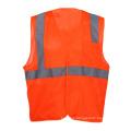 Cheap Traffic Mesh Fabric Safety Vest