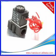 Válvula solenóide de plástico normalmente fechada com 2P025-08