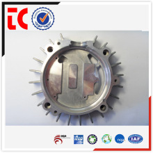 Chromated China OEM aluminum auto spare parts die casting