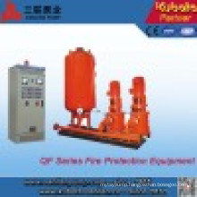 Qf Fire Protection Air Pressure Water Supply Pump