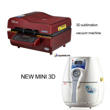 2014 new product mini 3D sublimation machine china manufacturer