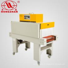 Grande, encolhendo forno máquina de embalagem para produto de grande pesado com transportador de tela plana e fã de Efrigeration sistema de arrefecimento