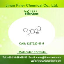 Cas 1257220-47-5 | 5,7 - Dihidro - 7,7 - dimetil - indeno [2,1 - b] carbazol | | 1257220-47-5 | precio de fábrica; Gran stock