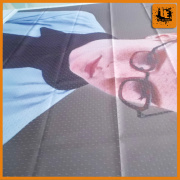 Dye Sublimation Printed Polyester Mesh Banner (UTE-M0730)