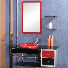 Lưu vực rửa kính với 600 x 900mm gương