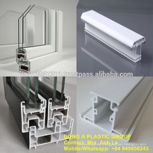 BS EN 12608 Puertas y ventanas de perfil uPVC estándar, estancas y de eficiencia energética