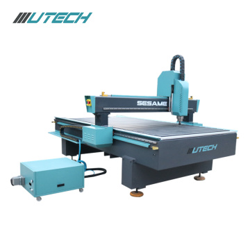 Utech cnc router mesin proses material