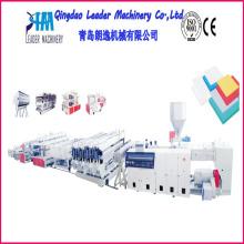 PVC WPC Foam Board Production Machine