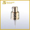 18mm cream lotion pump/ uv coating lotion pump dispenser