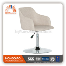 CM-XS-003-2 bar chaise base tissu couverture pivotante ascenseur chaise de bureau