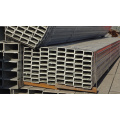 Best quality ST37 hot dipped galvanized rectangular tubes