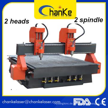 1300X2500mm CNC Holz Router mit FDA Ce Zertifikat