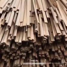 Реконструкция тикового дерева