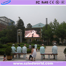 Signe polychrome extérieur de LED de P5 SMD HD pour la publicité
