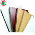 High glossy white melamine faced particleboard