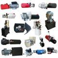 Máquina cambiador de paquete de energía hidráulica de venta caliente