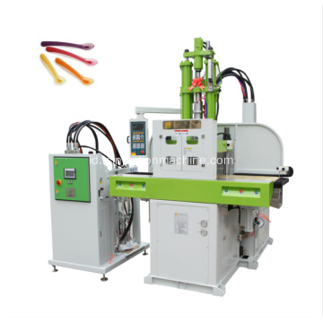 LSR Silicone Baby Feeding Spoon Injection Moulding Machine