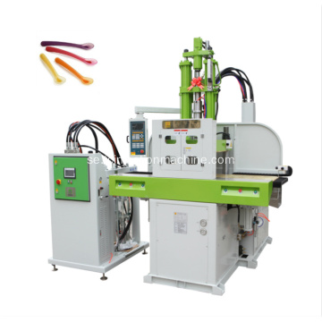 LSR Silicone Baby Feeding Spoon Injection Molding Machine