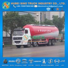 รถบรรทุกผงซักฟอก Polyethylene 36cbm ในประเทศอินโดนีเซีย