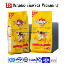 High Quality Dog Food Plastic Packaging Bag