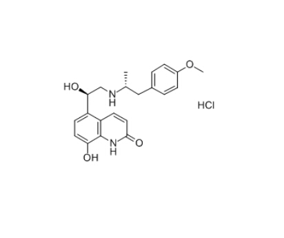 Beta-adrenoreseptor Agonist CarMoterol Hcl CAS 137888-11-0