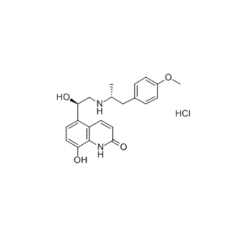 Respiratory System Drugs Carmoterol Hydrochloride (TA 2005) CAS 137888-11-0