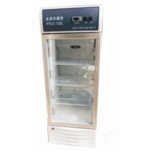 Refrigerador de banco de sangre usado de Hospital de laboratorio