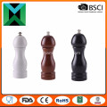 Colorful Manual Beach Wood Pepper Mill