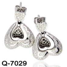 Neueste Styles Ohrringe 925 Silber Schmuck (Q-7029)