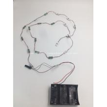 Capteur de mouvement led module pour pos, affichage pop, faisceau de led, affichage de lumière clignotante