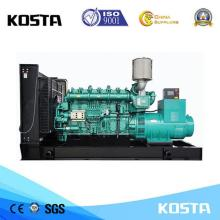 Yuchai 375KVA Natural Gas Generator Engine Parts Names