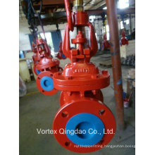 BS5163/DIN3352 F4/F5 Resilient Seated Gate Valve