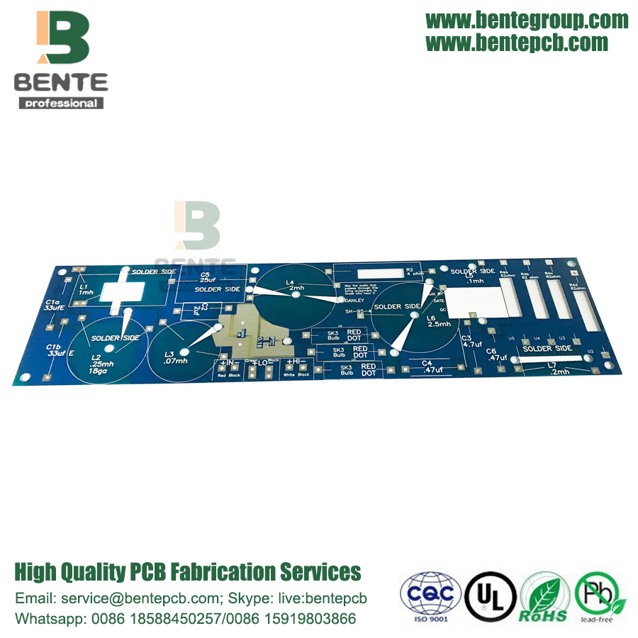 FR4 Heavy Copper PCB 3oz