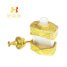 Middle East Fragrance Essential Perfume Oil Cosmetic Packaging Glass Bottle