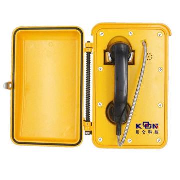 Telefone ao ar livre do telefone de Sos Telefone de telefone ao ar livre do telefone