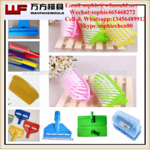 plastic hair brush injection mould manufacture/OEM Custom injection hair brush plastic mold