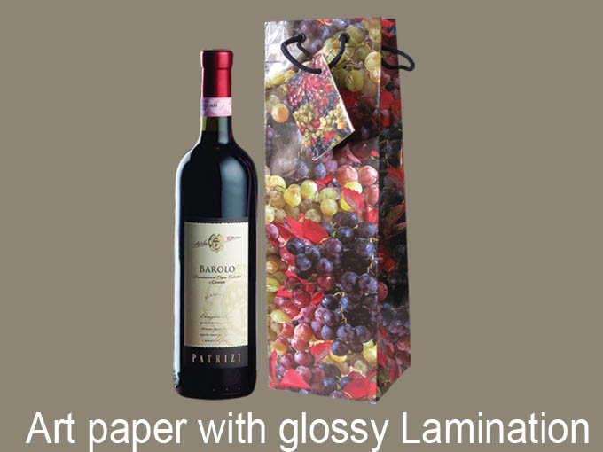 wine bottle bags bulk
