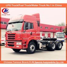420HP 6 X 4 FAW Lourde Tracteur / Tracteur Camion
