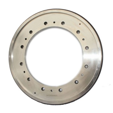 Diamond Grinding Wheels for Glass Edge Process