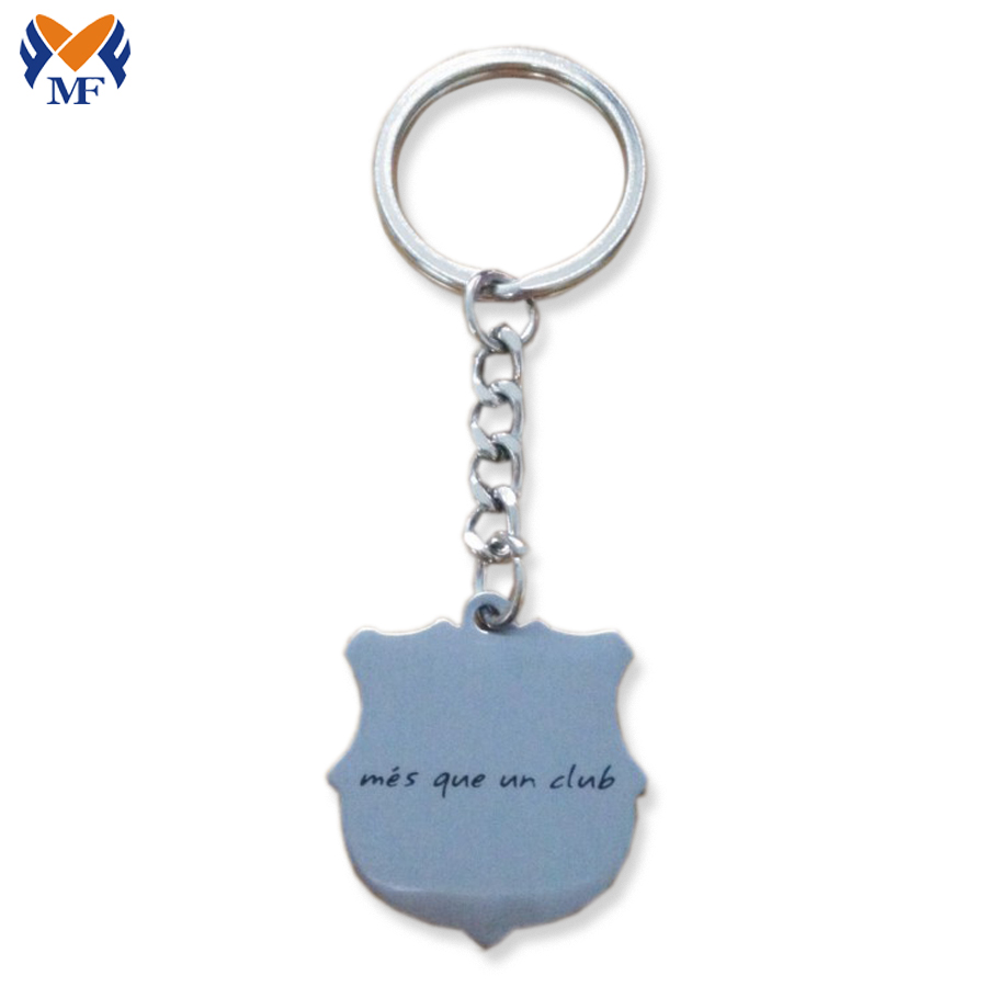 Keychain With Charms
