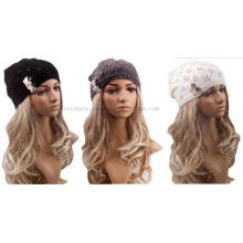 OEM New Product Fashion Winter Warm Knitted Hat