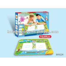 Tapis d'apprentissage de vente chaude avec tapis de musique bébé mat H89228