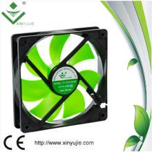 Ventilateur à grande vitesse du CC 12025 120mm 24V 0.3A pour le refroidissement d'équipement industriel