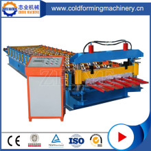 Tile Roof Layer Single Roll Forming Machine