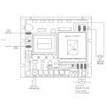 110V 220V DC Bürstenmotor Drehzahlregelung