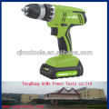 14.4v two speed lithium battery drill tools factory