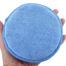 Tampon de polissage en microfibre