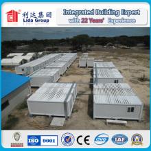 Casas prefabricadas de China, hogares portátiles del envase para la oficina temporal y el alojamiento